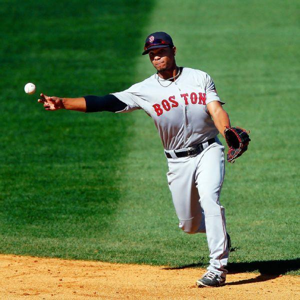Edes Shortstop Story Bogaerts Jeter Collide With Images Derek Jeter Boston Sports Sports