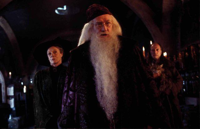 Richard Harris The Original Dumbledore Harry Potter Movies Dumbledore Albus Dumbledore