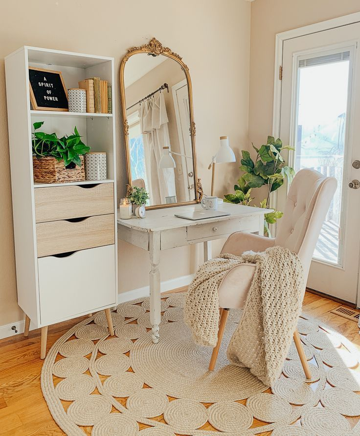 simple organized work space in 2020 aesthetic room on beautiful home desk organization ideas make comfortable what it will do for you id=74505