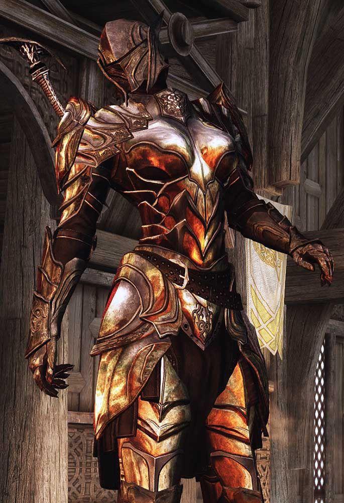 Best armor mods skyrim