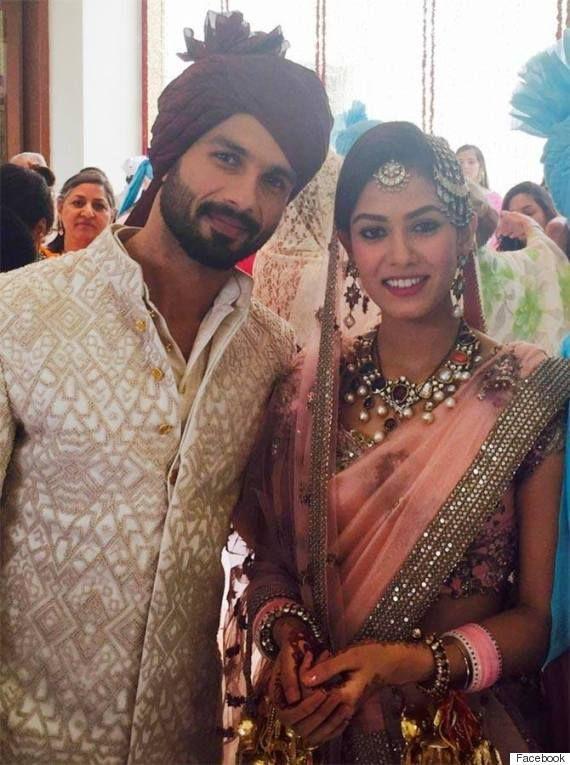 O Shahid Kapoor Mira Rajput Wedding 570 Jpg 570 765 Shahid Kapoor Wedding Bollywood Wedding Mira Rajput