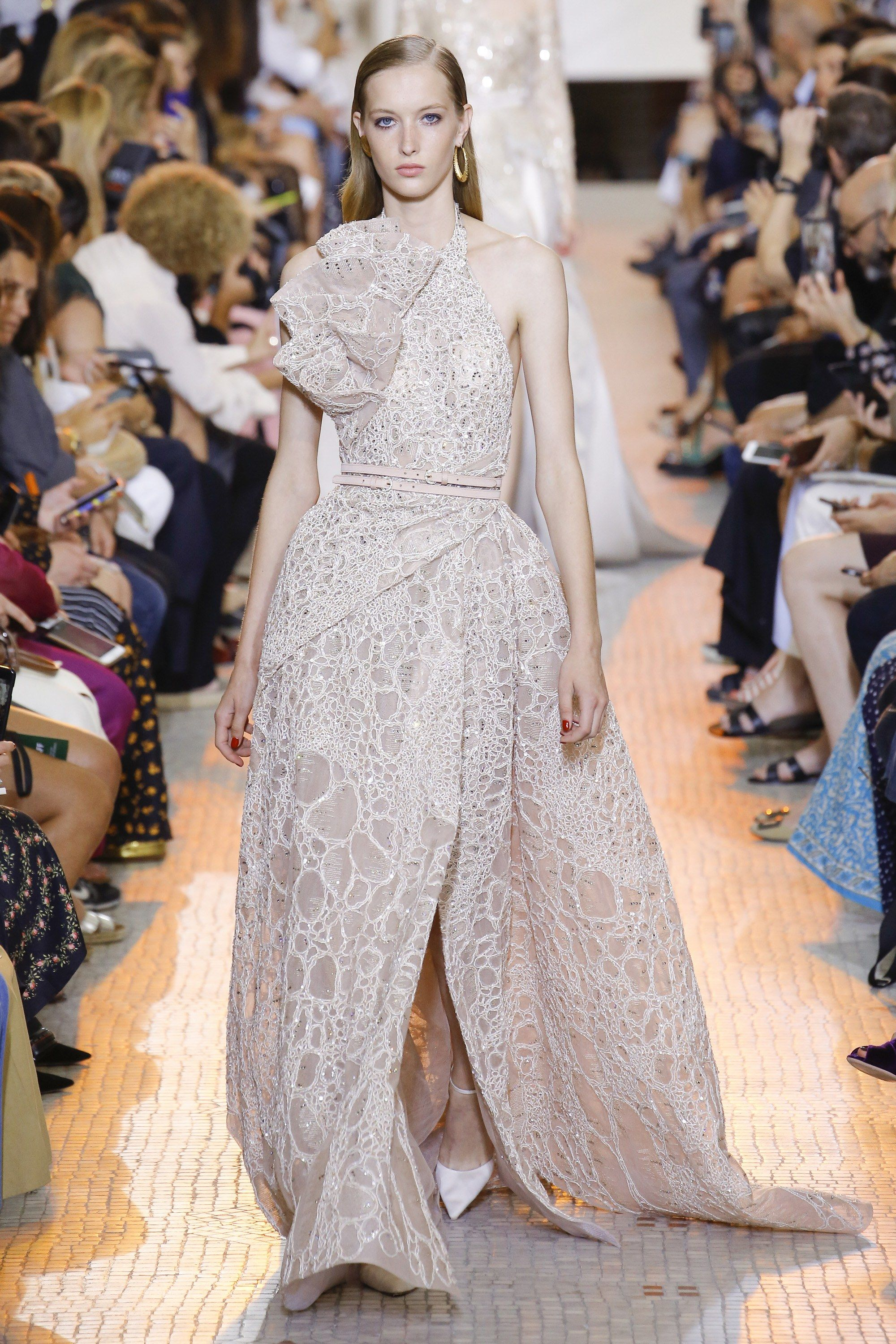4df28fdc53f Elie Saab Fall 2018 Couture Fashion Show in 2018