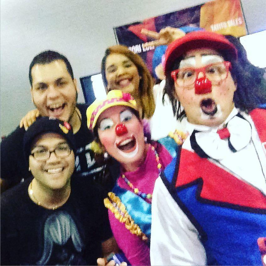 Muchos #youtubers en @vloginfest !!! #VlogInFest @papopistola @doriloli @payasaagapita #PuertoRico #gaming #gamers