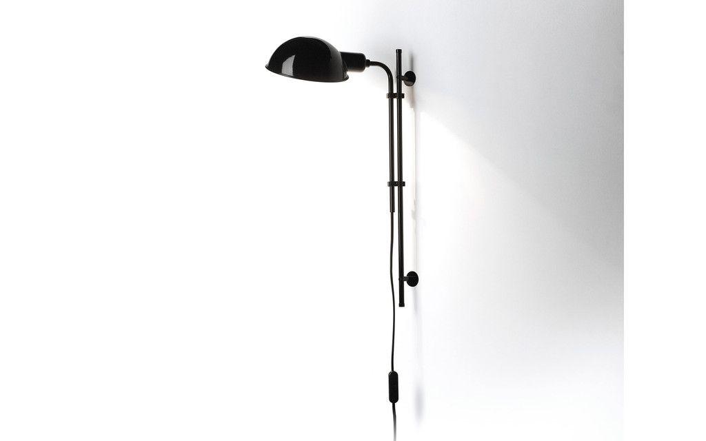 Funiculi wall lamp