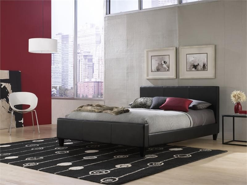 Fashion Bed Group Euro Platform Bed Las Vegas Furniture Online ...