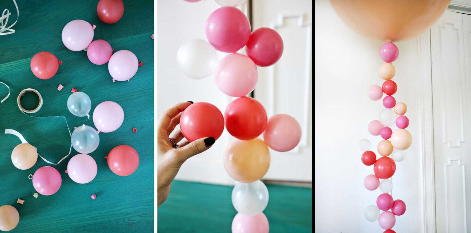 5 ideas para decorar globos gigantes v a ahdo3 1 - Bombas para decorar ...