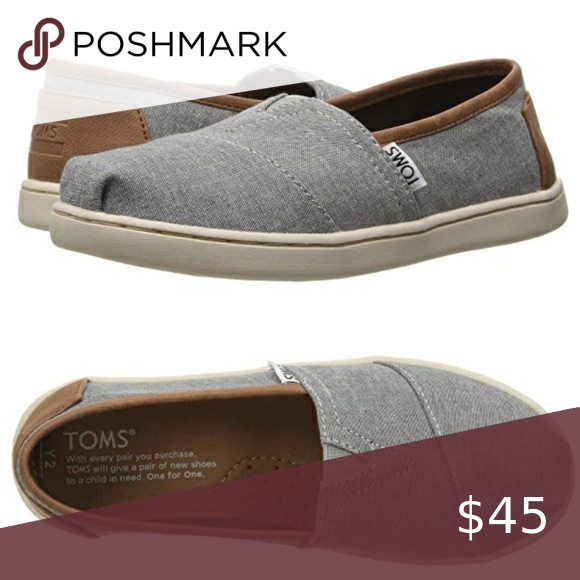 Toms Youth Classic Shoes in 2020