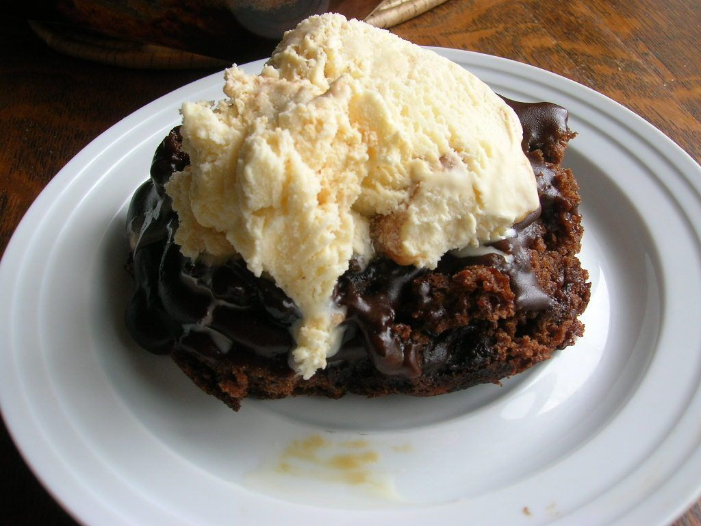 CHOCOLATE PUDDING CAKE « The Southern Lady Cooks