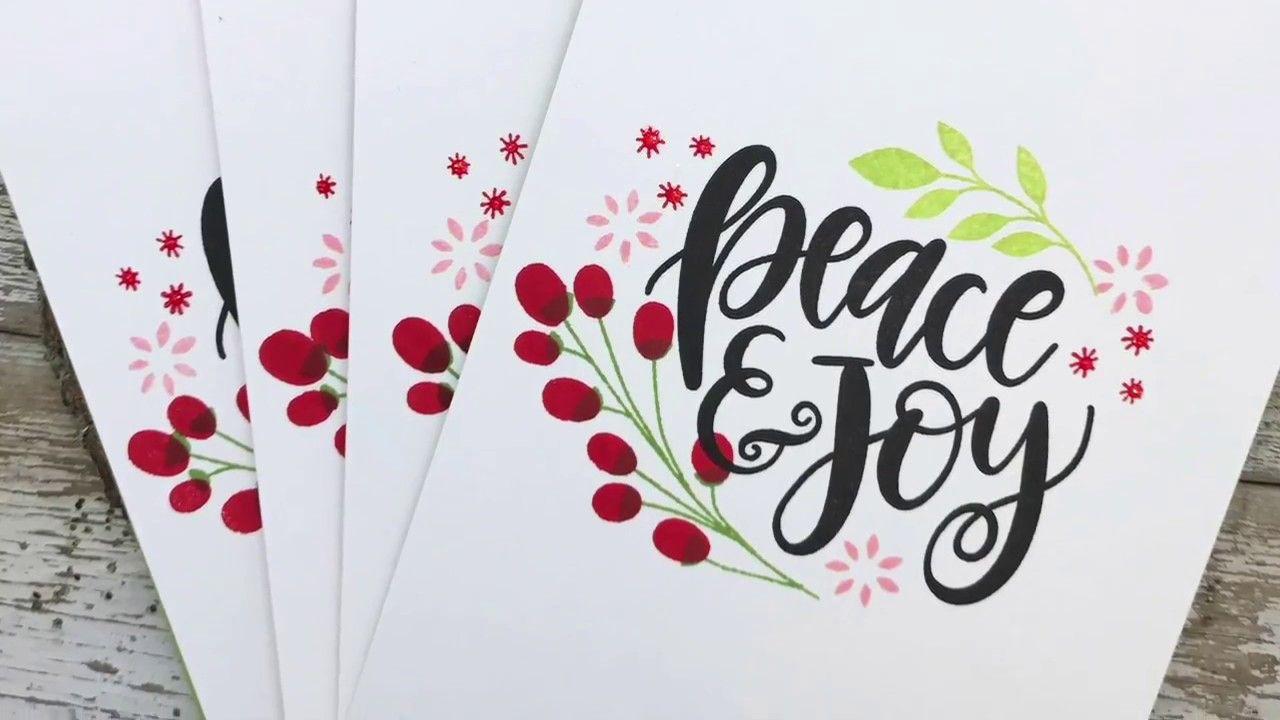10 oct 2017 mft blog a very crafty holiday 2017 holiday card set - Holiday Cards 2017