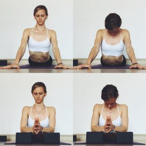 yin yoga sequence  secuencias de yoga posturas de yoga yoga