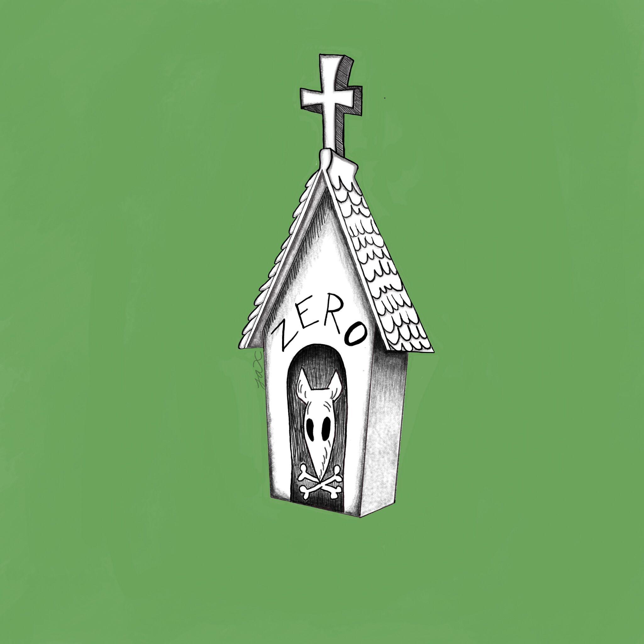 Zero S House Inspired But Tim Burton S Nightmare Before Christmas