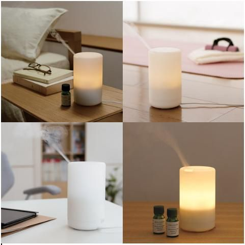 Aroma diffuser from Muji