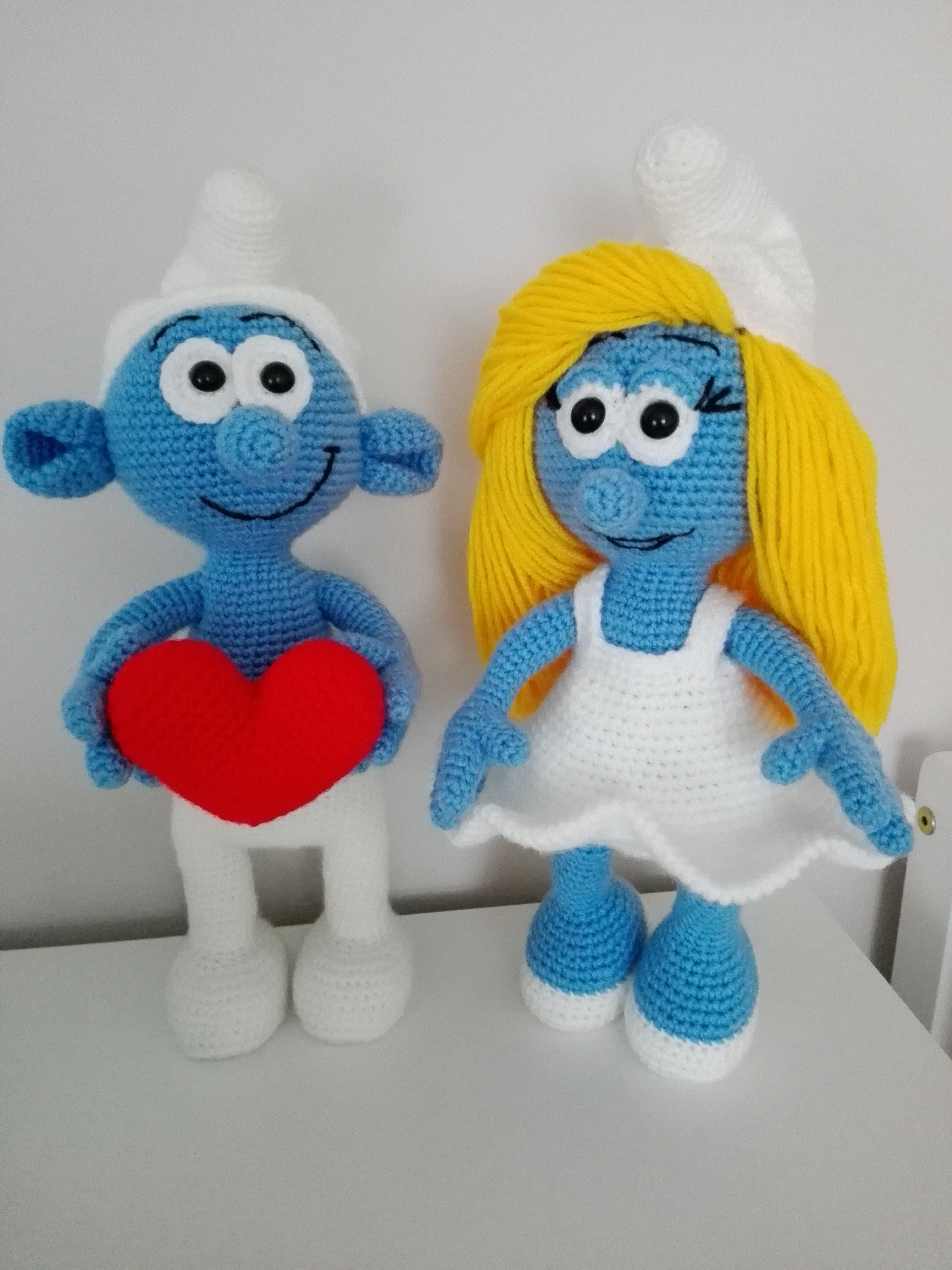 Smerfy smurfs crochet crochet tatting scrap pinterest smerfy smurfs crochet bankloansurffo Image collections