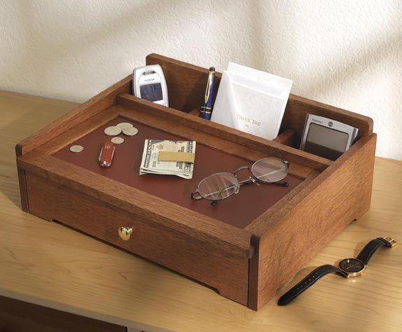 Dresser Top Valet Woodworking Plan Furniture Beds Bedroom Sets