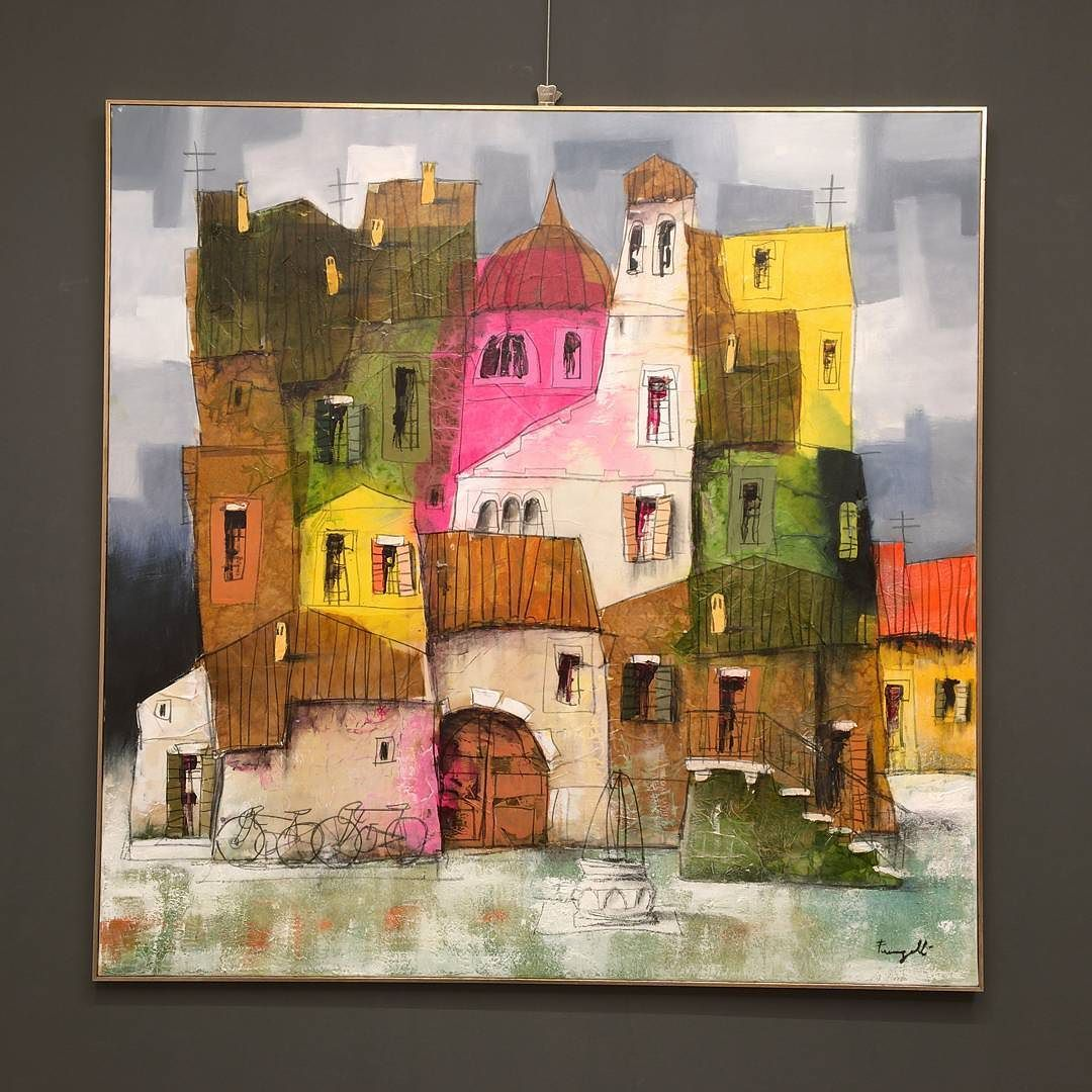 Paolo Fumagalli Finally Colors In The Village