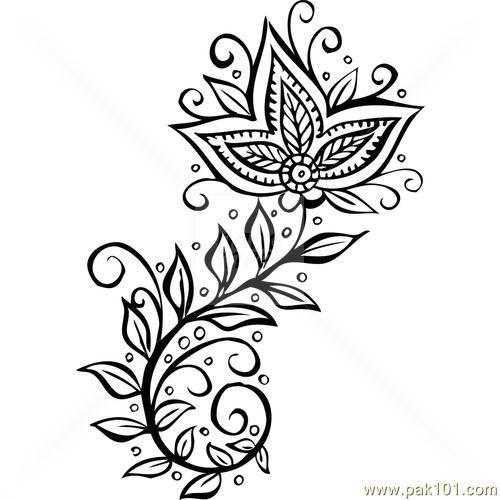 Image Result For Henna Design Foot Aquarius Pinterest Henna