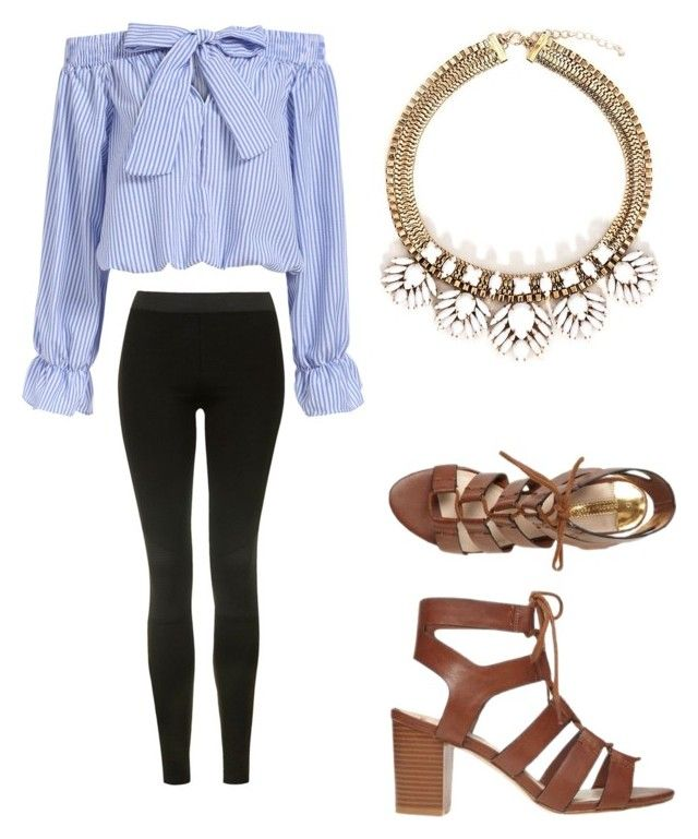 """""""Untitled #6768"""" by ohnadine on Polyvore featuring Dorothy Perkins and Topshop"""