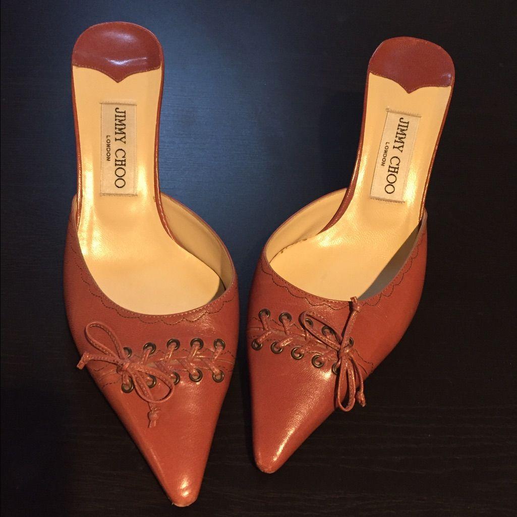 Jimmy Choo Kitten Heels Heels Jimmy Choo Jimmy Choo Shoes