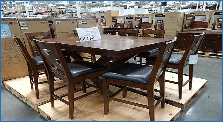Lovely Charleston Counter Height Dining Table And Chairs 9 Piece Set Http