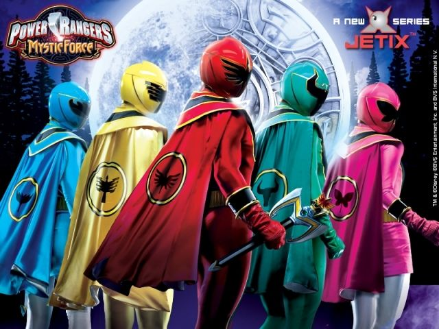 Power Ranger Movies Power Rangers E Temporadas