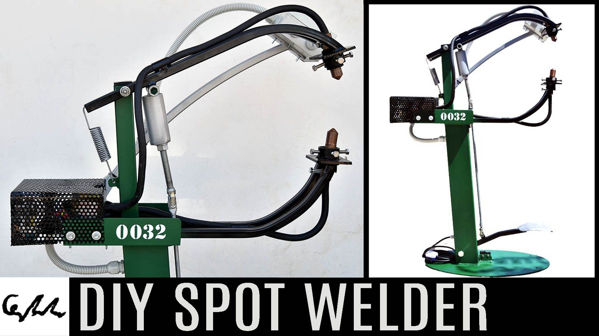 The Particular Project Was Planned Not To Make A Portable Spot Welding Diagram Welder But One With Stable Basis Therefore We Made Metallic Frame