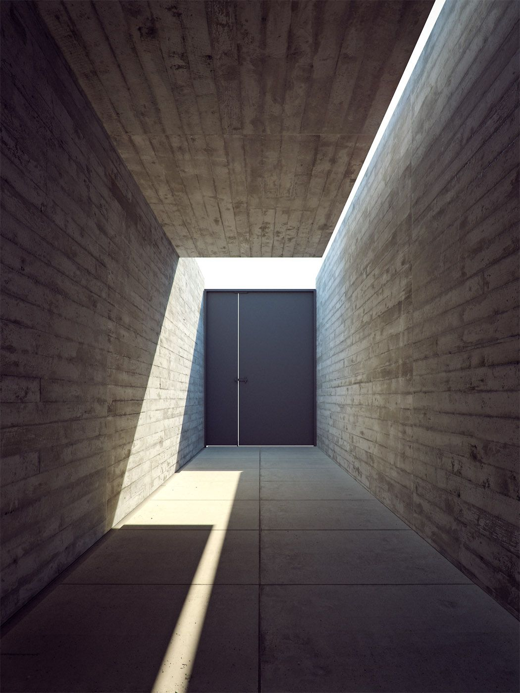 Architecture we like Light Seelings Concrete Heroic at