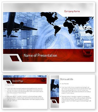 http://www.poweredtemplate/11364/0/index.html logistics, Presentation templates