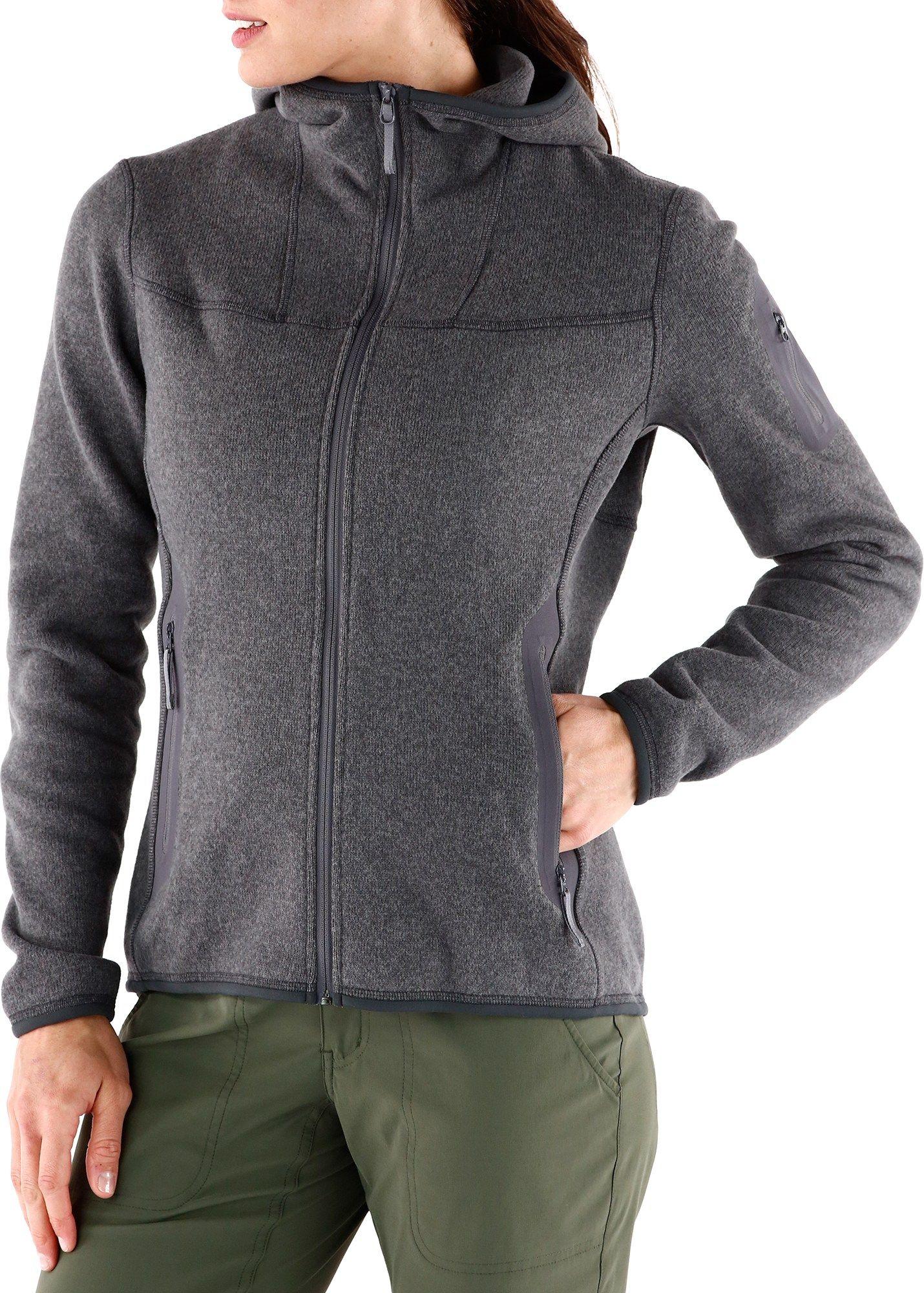 6003aeb9548 Arc'teryx Female Covert Hoodie Fleece Jacket - Women's | *Apparel ...