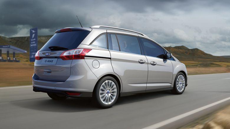 Jeżeli interesuje Cię konkretna wersja Forda C-MAX, sprawdź naszą aktualną ofertę. Możesz też odwiedzić najbliższego Autoryzowanego Dealera Forda, aby zapoznać się z najkorzystniejszymi dostępnymi ofertami.