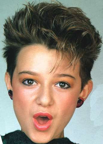 Fantastic 1000 Images About 8039S Short Hairstyles On Pinterest 80S Hairstyles For Men Maxibearus