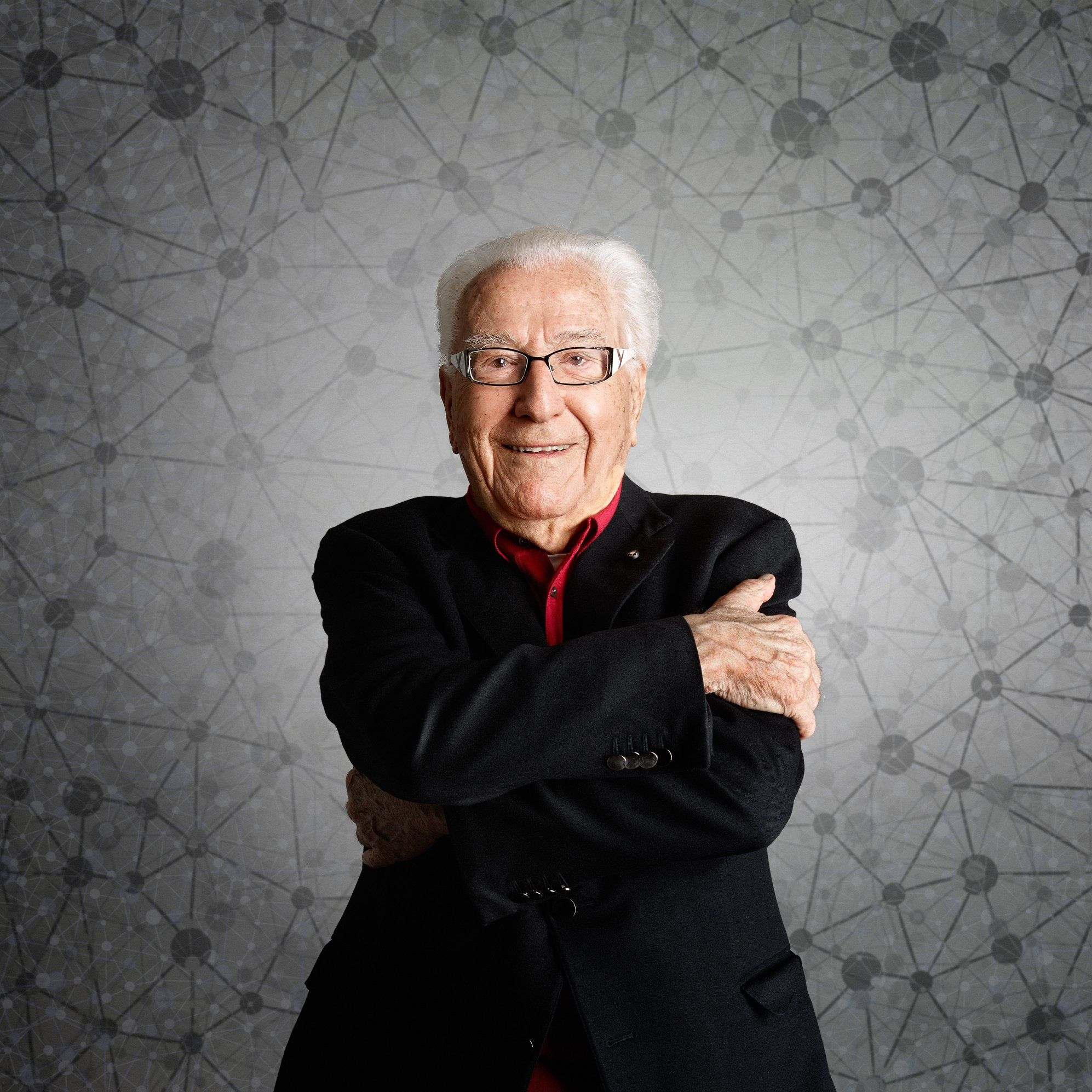 Marino Golinelli compie 100 anni. Storia di un gallerista e mecenate, tra arte e scienza