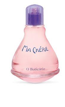 Ma Cherie O Boticario Parfums A Realiser Parfum Et Parfums