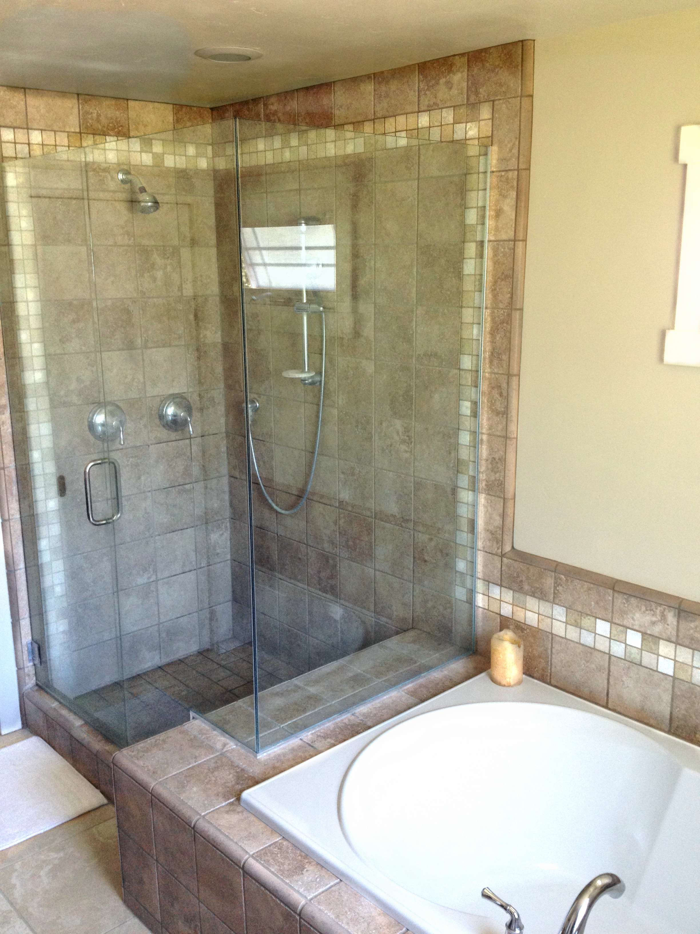 Bath And Shower Remodel San Jose CA Spa Inspired Master Bath - Remodel bathroom san jose