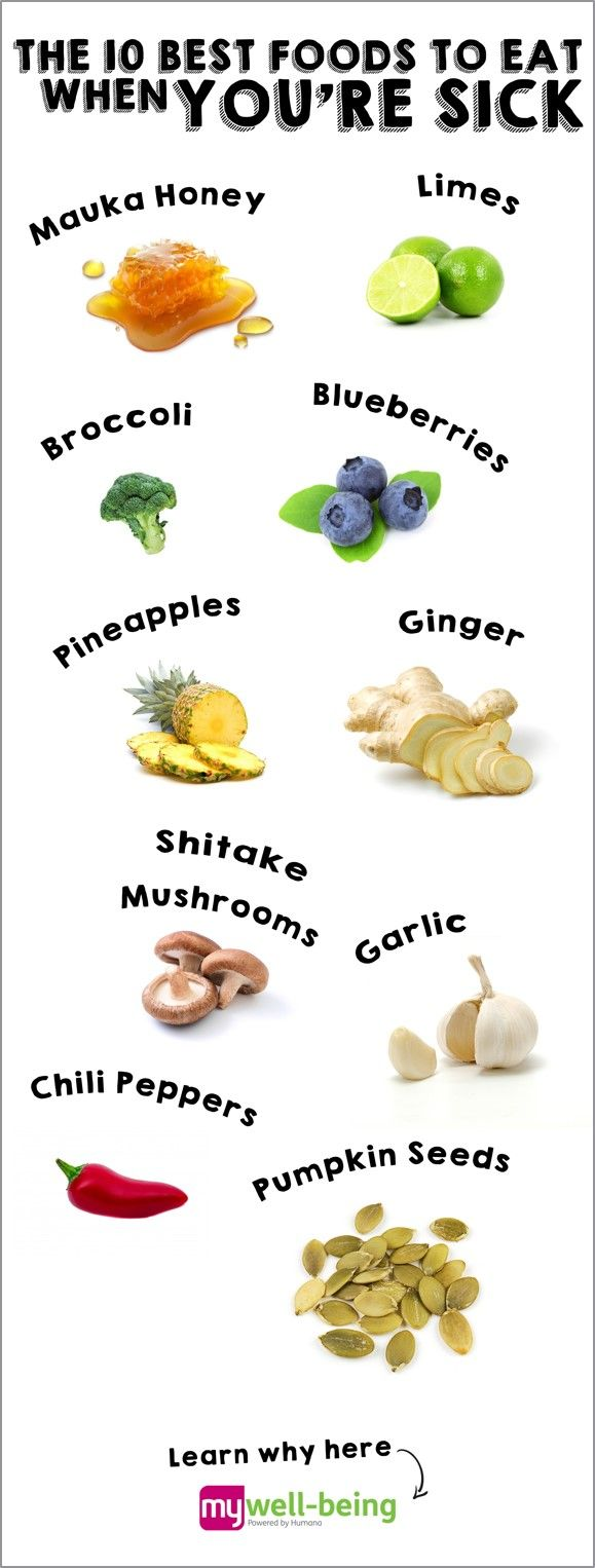 Good Foods To Eat After The Flu