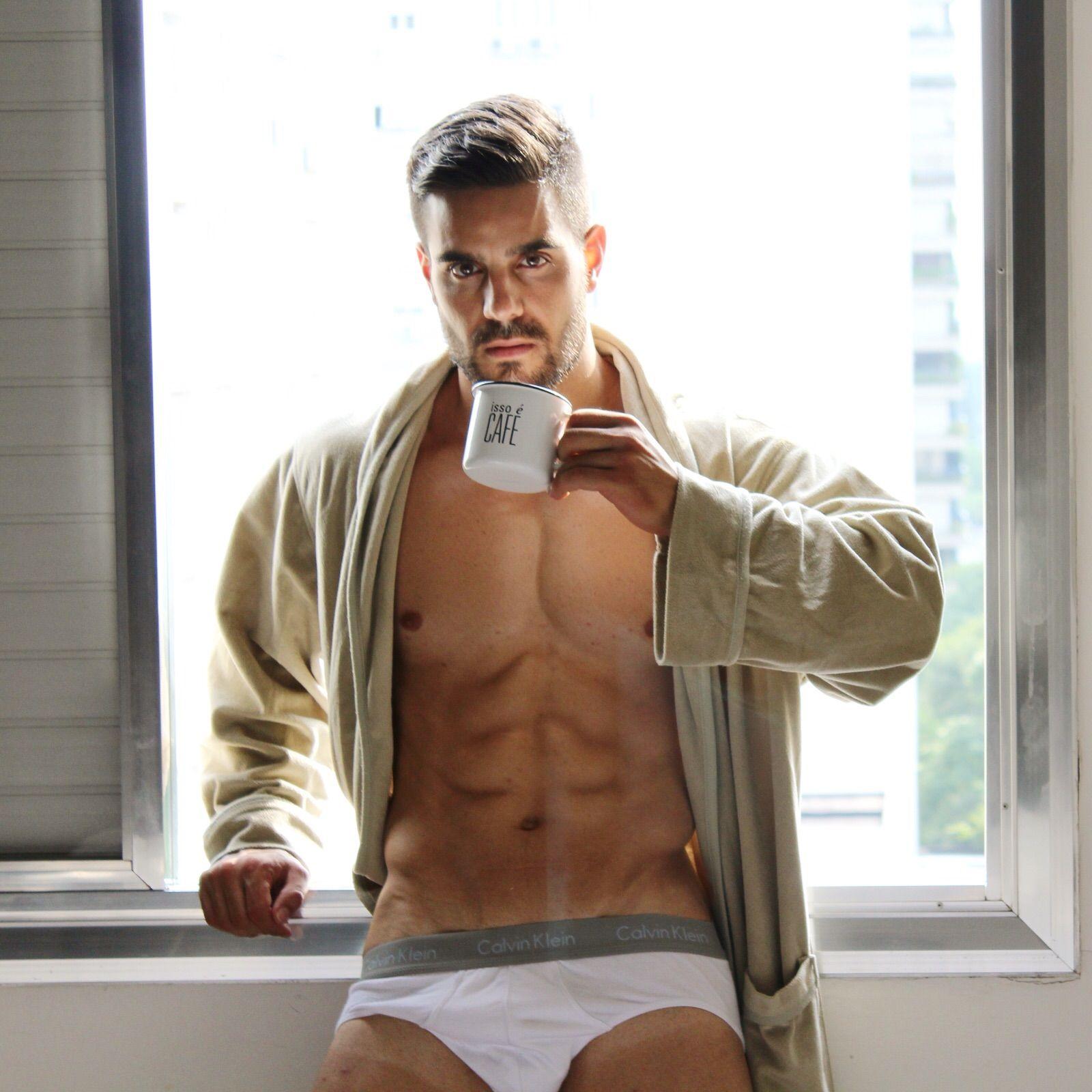 Junior Haikel by Ton Gomes · Underwear MenWhite ...