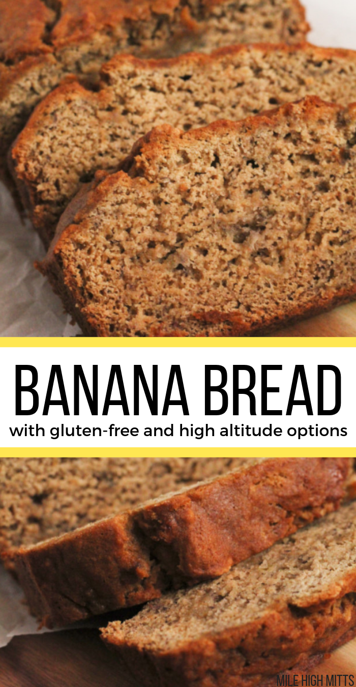 This Easy Classic Banana Bread Recipe Can Be Made Regular