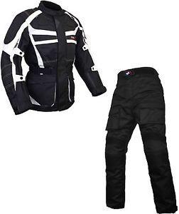 Ce De Traje Moto Impermeable Chaqueta Textil Motocicleta Pantalon xBaUH