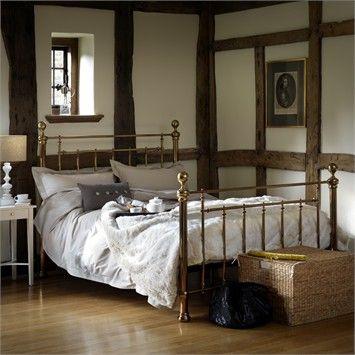 Henley Bedstead Brass Brass Bed
