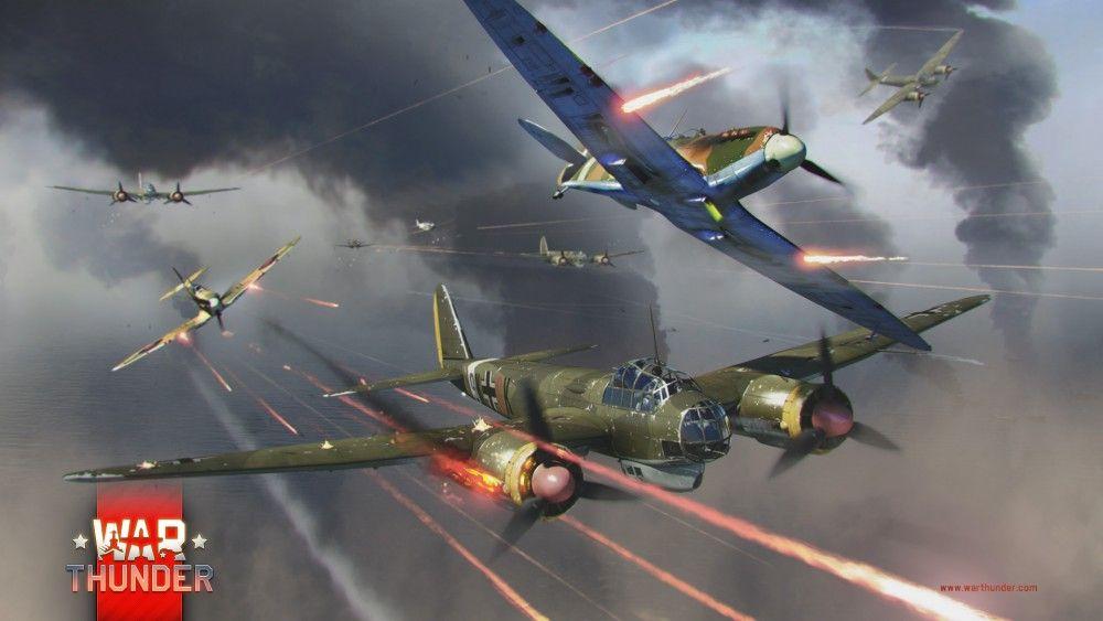 Supermarine Spitfire Mki Spitfire Mkii And Junkers Ju88а