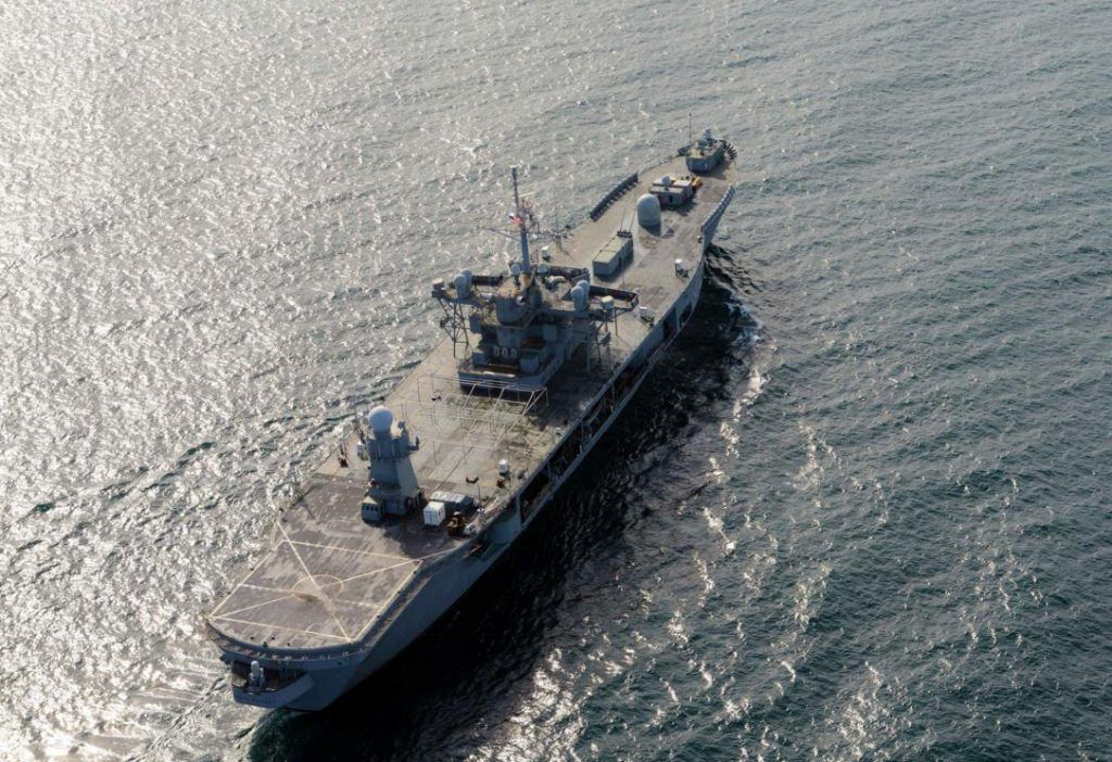 U.S. Navy's command and control ship USS Mount Whitney returned to Gaeta, Italy after undergoing shipyard maintenance.  USS Mount Whitney is the flagship of the U.S. 6th Fleet operating in Europe and Africa.  The Blue Ridge class ship arrived in its forward-deployed port after it completed a 30-day required shipyard maintenance, and scheduled critical Command and Control, Computers, Communications, Combat Systems and Intelligence upgrades, in Rijeka, Croatia.