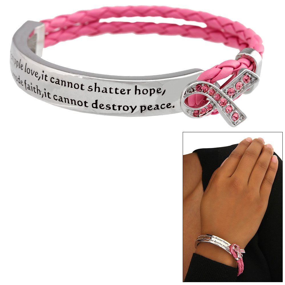 body than not the f purple stronger are strength know k you of is cancer products it bracelet