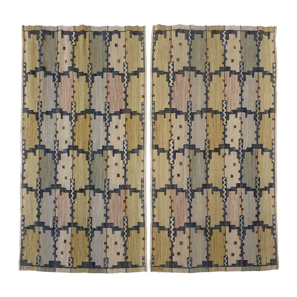 Skaftbladen tapestries – MMF Vintage