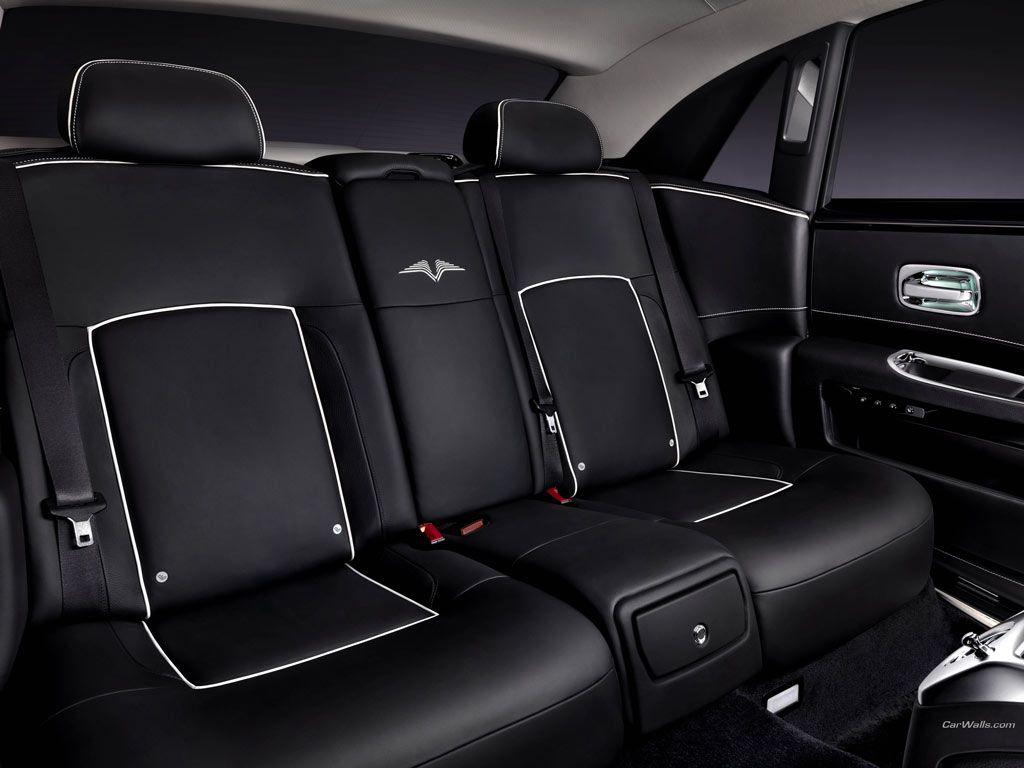 2015 Rolls Royce Ghost V-Specification