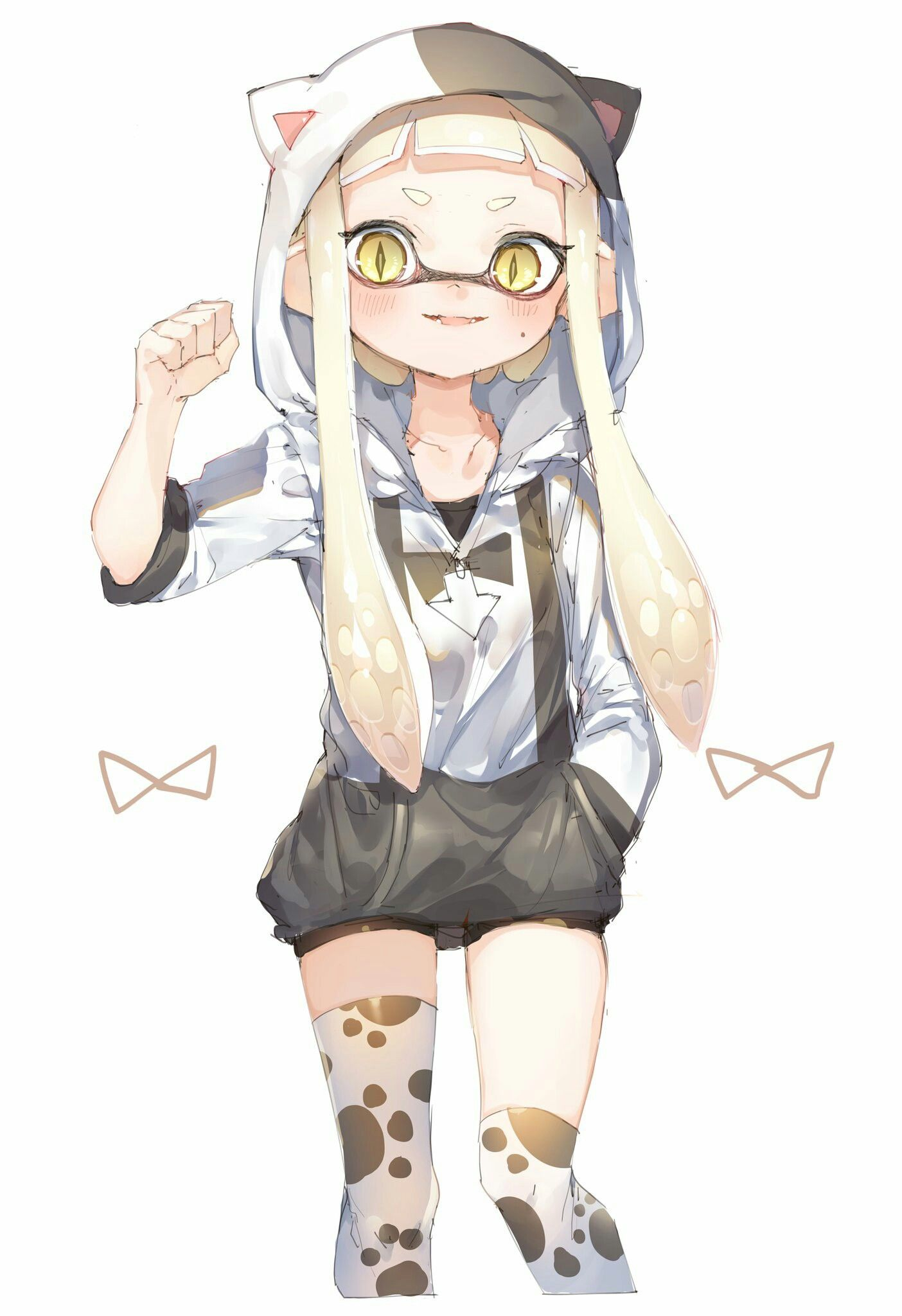 Inkling Splatoon Pinterest Nintendo, Anime and Manga
