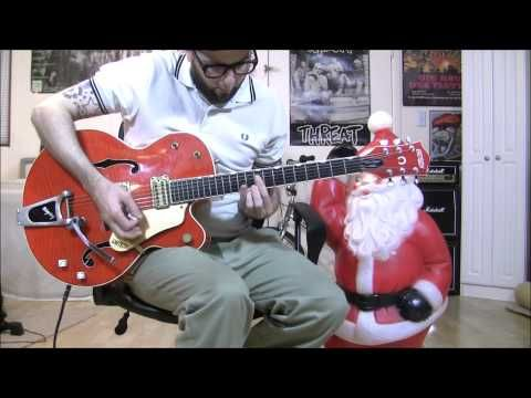 "▶ ""Jingle Bell Rock"" - guitar cover - YouTube"