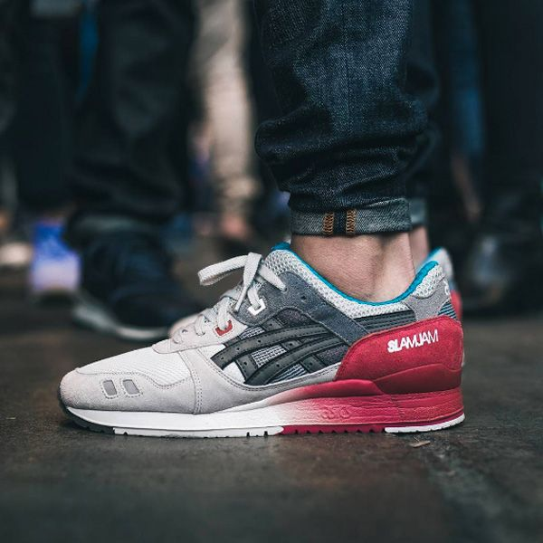 8bfcf77352aab Asics Gel Lyte III Slam Jam  Fifth Dimension    Fashion change up ...