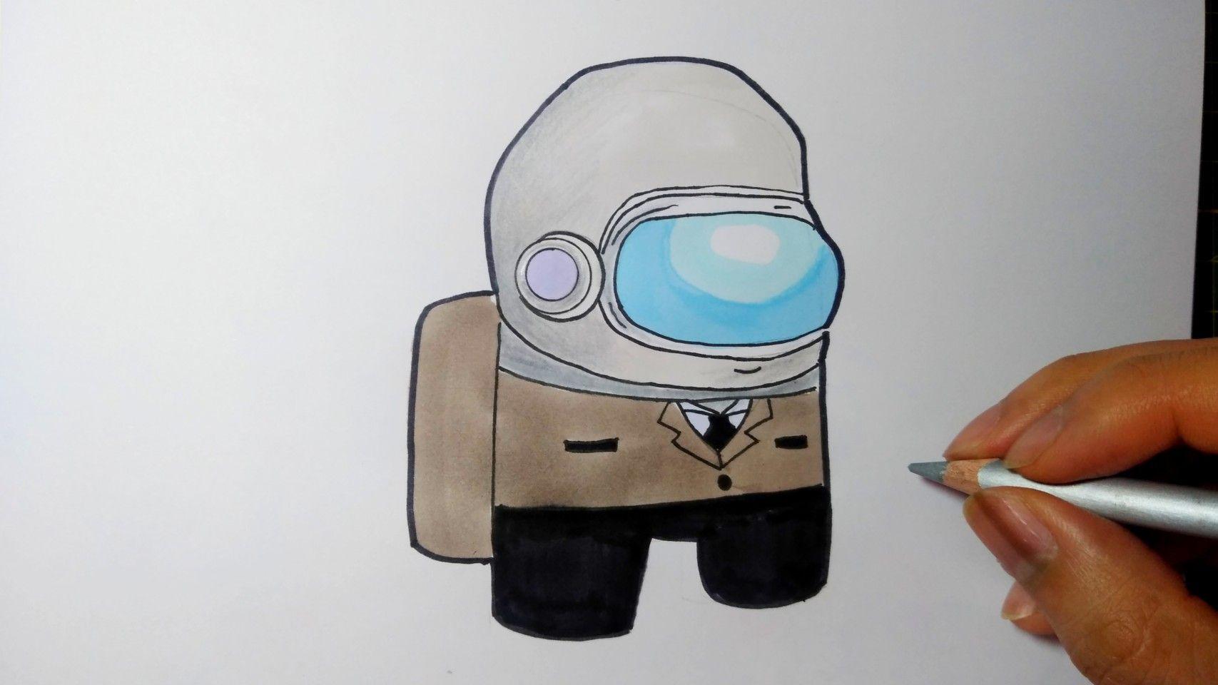 Fusionando Personajes Among Us Y Los Compas Fusión Art Challenge Fusion Among Us Y El Mayo 97 Videos De Como Dibujar Aprender A Dibujar Dibujos