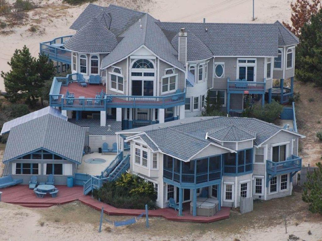 Carova Beach Vacation Rental Vrbo 151233 6 Br Northern