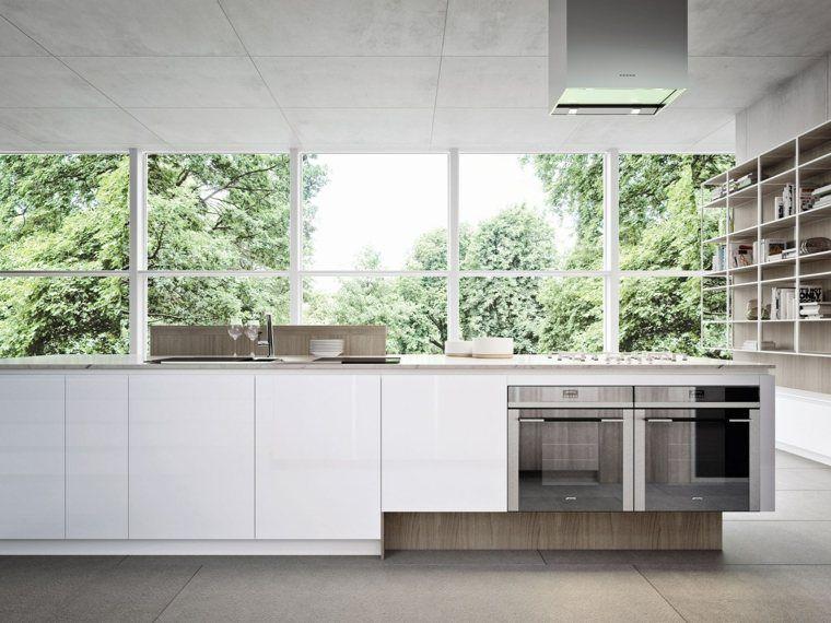 Cucina centrale dell\'isola: eleganza e lusso nel tuo spazio – 31 ...