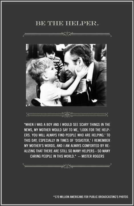 Mister Rogers Is Always Right Inspirational Words Mr Rogers Quote Great Quotes